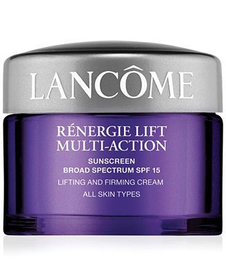 Lancôme Rénergie Lift Multi-Action Lifting & Firming Cream, Day, SPF 15 (15 g sample)