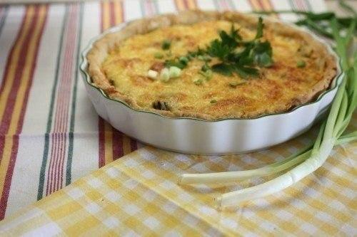 Вкусный и безумно сытный Пирог Курино-грибной жульен / Западло
