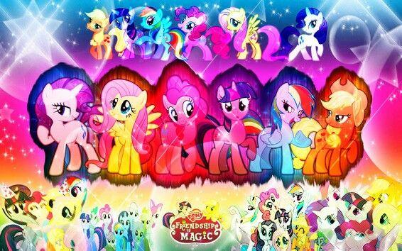 Pinkiepie, Twilight Sparkle, Rarity, Celestia