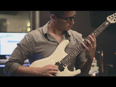 Elitist - Domino Theory Guitar Playthough - YouTube