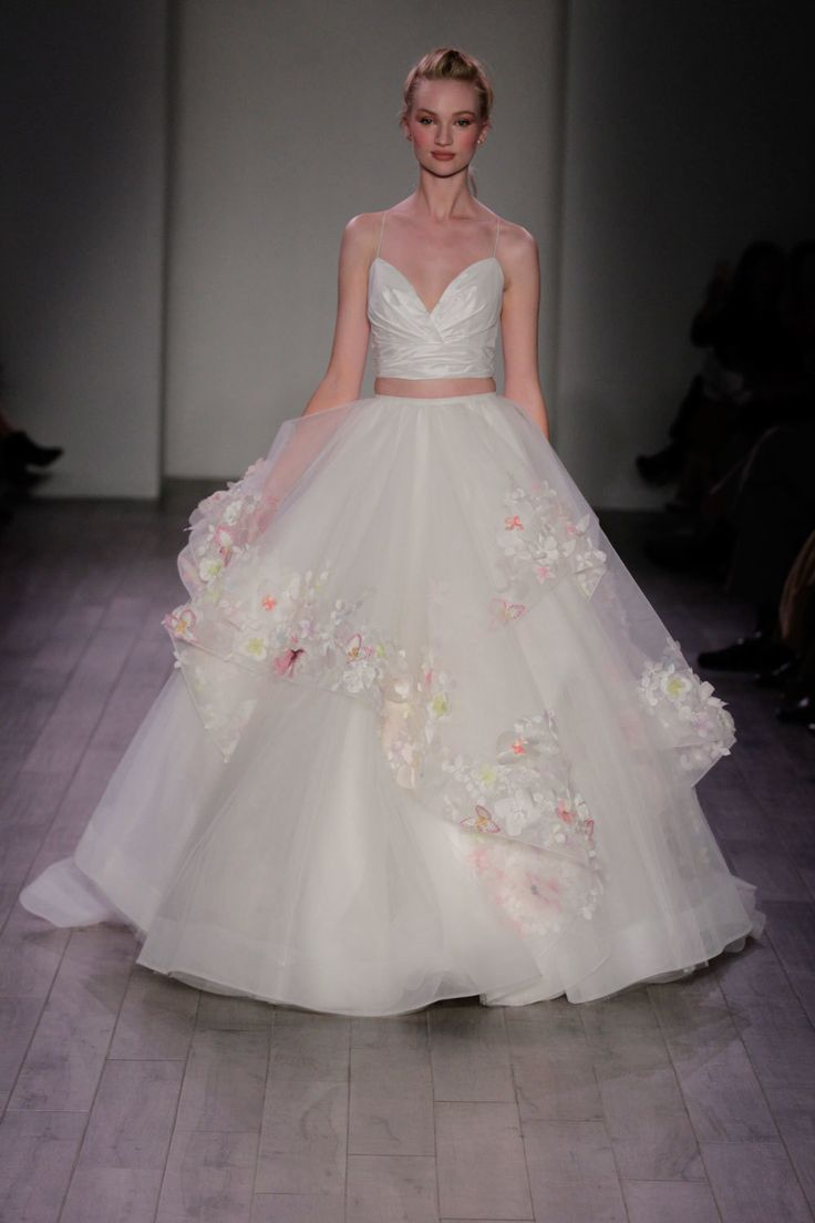 View entire slideshow: Wedding Dresses for Your Star Sign on http://www.stylemepretty.com/collection/3864/
