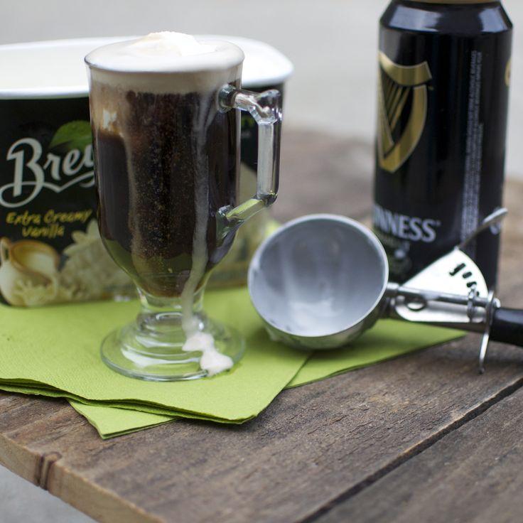 Happy Hour: Guinness Milkshake