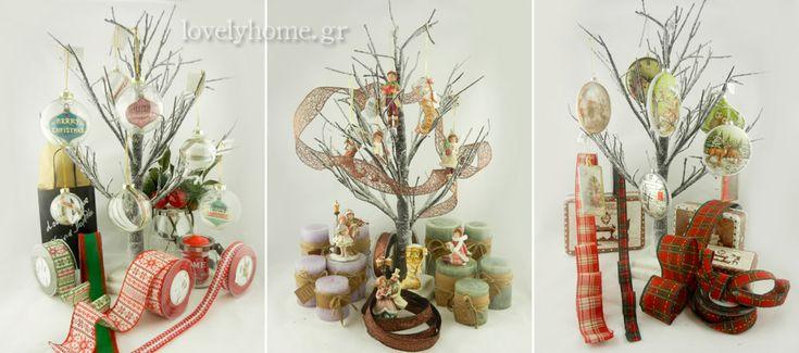 Ό, τι χρειάζεσαι για να δημιουργήσεις ένα vintage Christmas theme στο σπίτι σου αυτά τα Χριστούγεννα θα το βρεις στα καταστήματα με είδη lovelyhome.gr