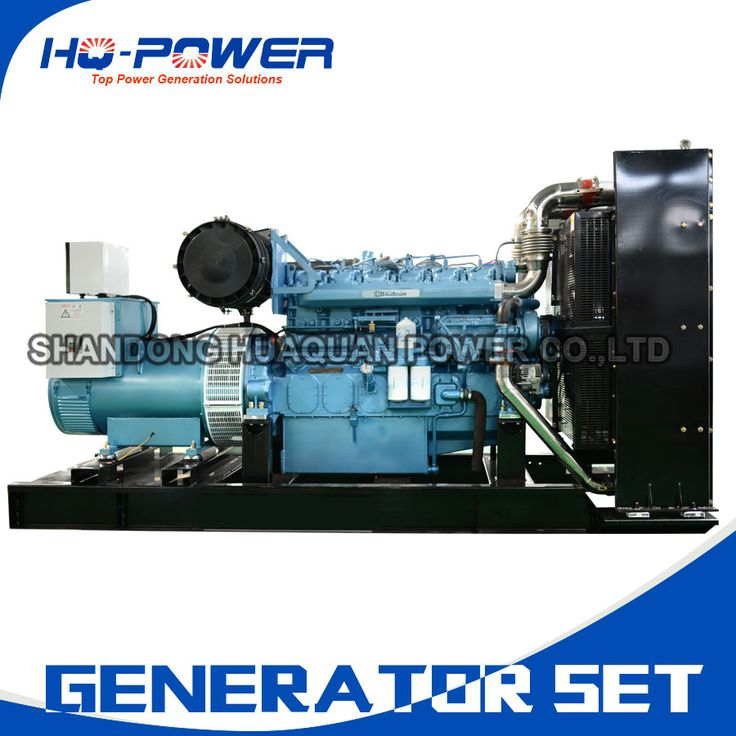 3 phase generator 350KW  power by weichai engine for sale