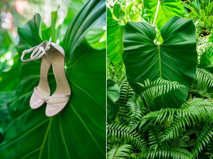Stuart Weitzman Wedding Shoes - Strappy sandal heels - Punta Cana Destination Wedding | Photography: Olive Photography | Toronto & GTA wedding photographer | www.olivephotography.ca