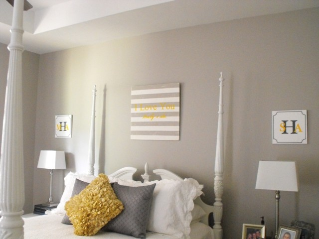 love the color scheme in this bedroom creative crafts