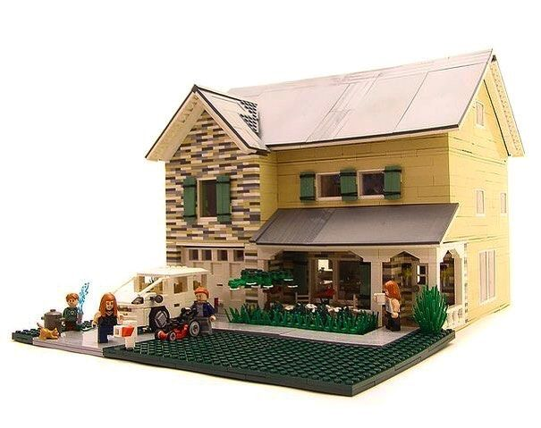 Lego another house. with good design. great. #lego #legoo #legos #legooo #legoart #legoland #legolas #legostagram #legophotography #legocity #legogram #legomania #legominifigures #legostore #legomoc #legofan #legofans #legominifigure #legomodular #legopic #legopics #legoaddict #legoarchitecture #brick #bricks #legocreator #legocitylife #legoafol #legoset #legomoc by lego_waro