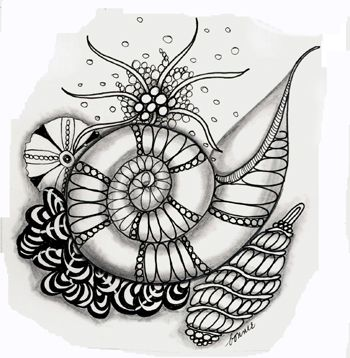 Love Light and Peace: Snail