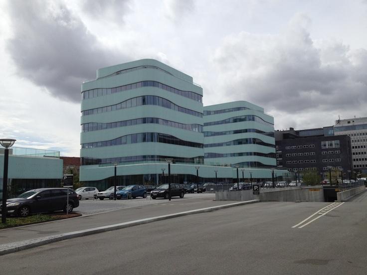 Copenhagen / Office buildings at Tuborg Havn