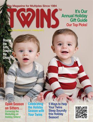 twins magazine twins holiday gift guide 2015 multiples