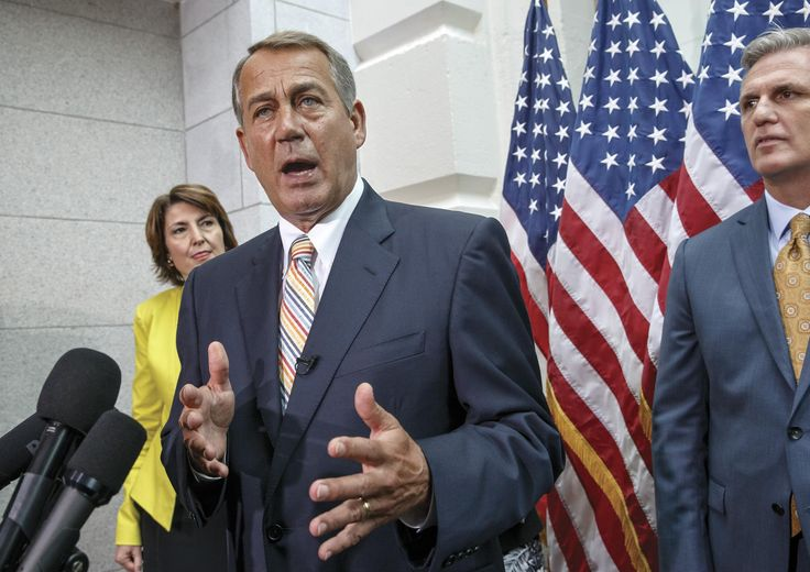 Do nothing Republicans file lawsuit against the President for doing his job! See http://www.nbcnews.com/politics/congress/house-republicans-authorize-lawsuit-against-obama-n168901