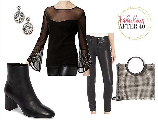 Casual New Year S Eve Outfits That Ooze Relaxed Glam New Years Eve Outfits New Years Eve Outfit Casual Eve Outfit