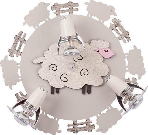 Lampa sufitowa SHEEP firmy Nowodvorski 4076 - Cudowne Lampy