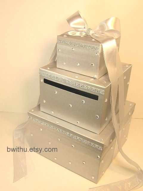 Wedding Card Box Gift Money By Bwithustudio On Etsy 9200