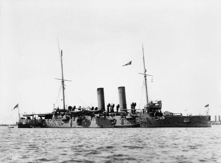HMS Hawke lost 15 October 1914. Read more on Ulster men lost: http://historyhubulster.co.uk/hms-hawke-centenary/