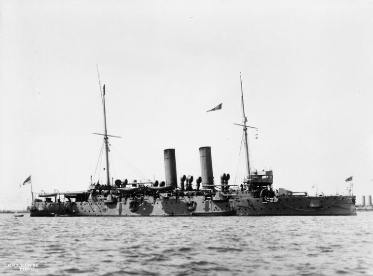 HMS Hawke lost 15 October 1914. Read more on Ulster men lost: http://historyhubulster.co.uk/hms-hawke-centenary/