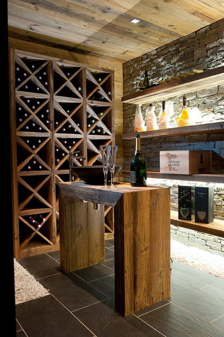 Photo de chalets, maisons ossature bois et architecture d'intérieure by Chalets Bayrou