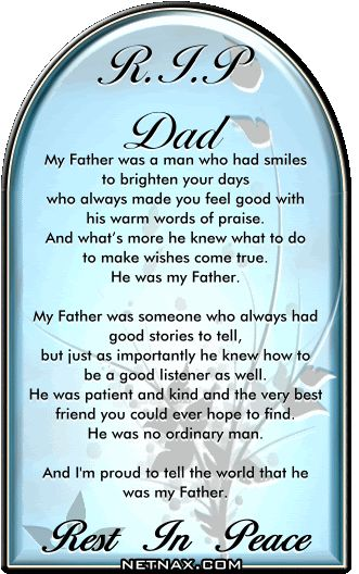 Happy Birthday in heaven Dad ! With us always  and forever!!! Thankyou My Hero!