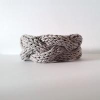 A la Sascha: Kabelarmbanden breien! *met Patroon