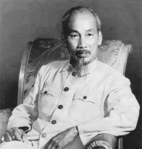 Ho Chi Minh -- Hitler and Stalin had nothing on this mass murdering SOB.