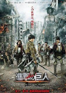 Shingeki no kyojin: Attack on Titan Live Action - Legendado