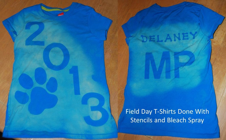13 best images about field day shirts on pinterest color for How to put a picture on a shirt diy