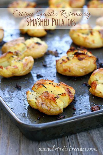 I love potatoes! They're such a versatile vegetable, and inexpensive too! I admit, I'm kind of partial to French fries, but I love them roasted, baked, mashed, in soups and as an addition to hearty...