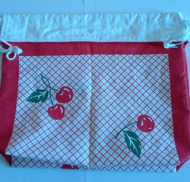 Porta pranzo - lunch bag borsa porta pranzo - un prodotto unico di bandullera su DaWanda