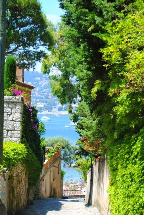 French riviera...