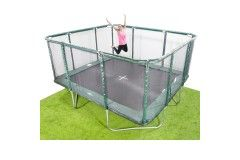 Biggest Trampoline Sizes For Sale In Australia Ideal for training - Cheerleaders - Gymnasts - Parkour enthusiasts