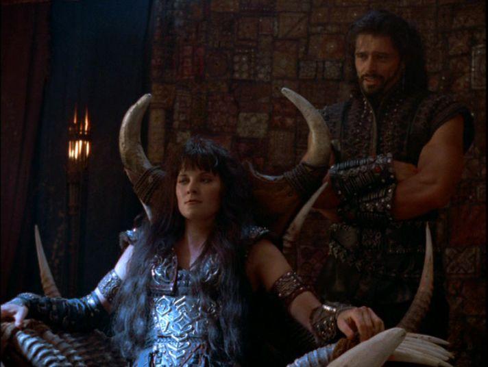 Xena-Ares | Xena Hercules Callisto ,Ares,Gabrielle,Iolaus ...