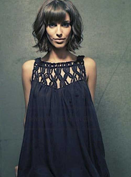 Fabulous 1000 Ideas About Medium Hairstyles With Bangs On Pinterest Short Hairstyles Gunalazisus