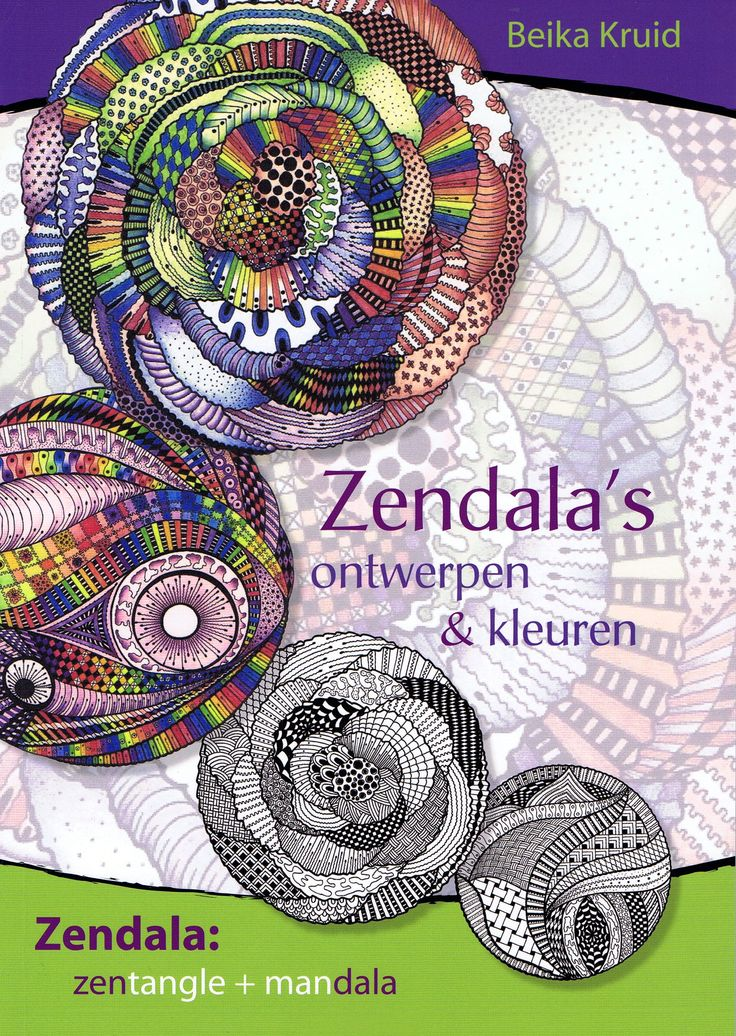 www.uitgeverijakasha.nl Zendala's ontwerpen & kleuren in stap voor stap uitleg.