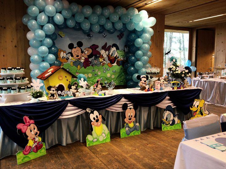 Baby Disney Birthday party