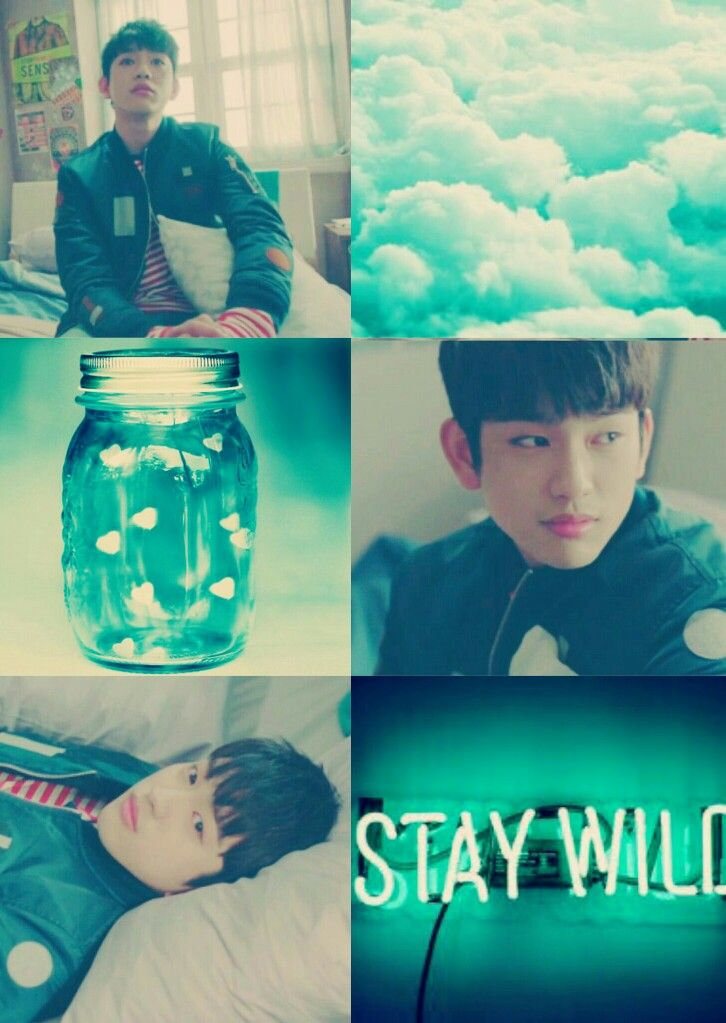 GOT7 Jinyoung Aesthetic Wallpaper | Android Wallpapers ...