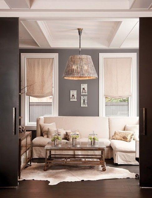 Gray paint color