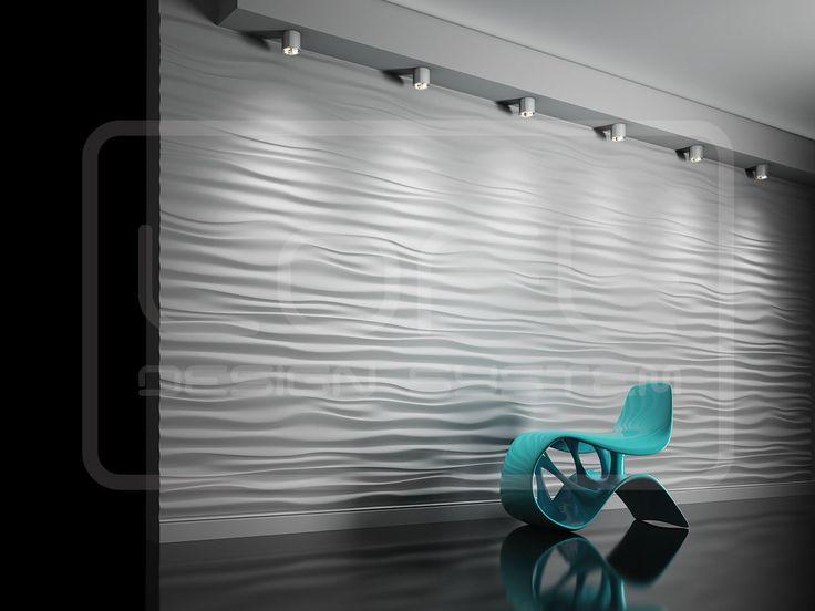Ripples - model 28 - salon/living room. Click at the photo to get more information or to visit our website.  #LoftDesignSystem #loftsystem #Decorativepanels #Inspiration #Interior #Design #wallpanels #3Ddecorativepanels #3dpanels #3dwallpanels #house #home #homedesign #Decorations #homedecorations  #salon #livingroom