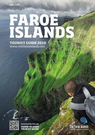 Guía de turismo Islas Feroe 2015