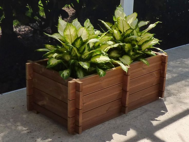 33 Best Images About Wood Planter Tree Box On Pinterest 400 x 300