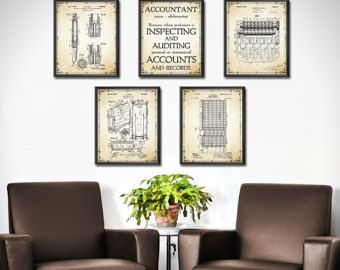 Stock Telegraphic Ticker 1868 Patent Poster Stock Market