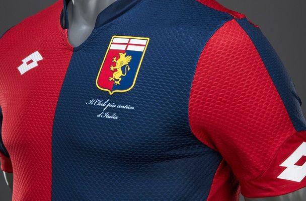 Il Genoa Cfc e Lotto Sport Italia rinnovano la sponsorizzazione tecnica fino al 2019 | Sport Business Management