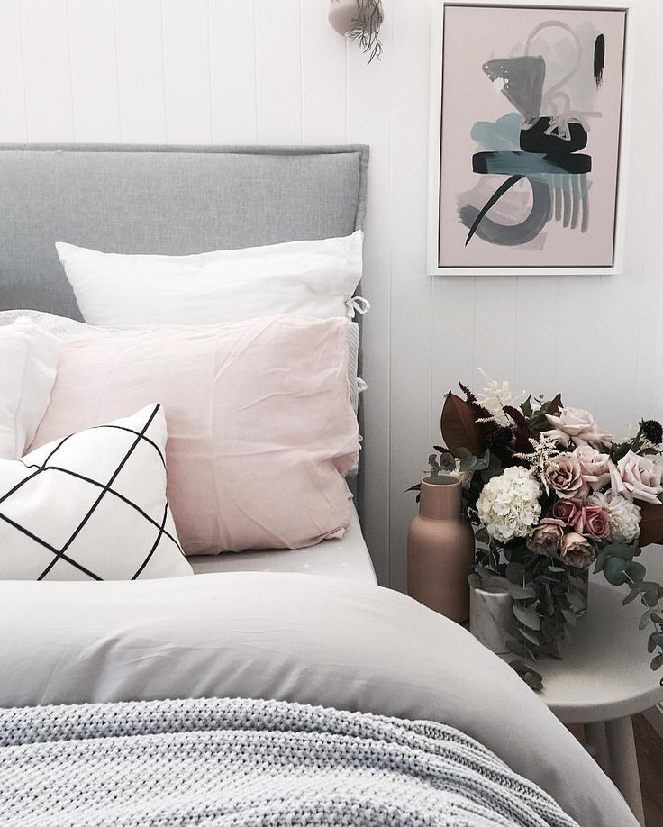 T H E  S T A B L E S (@the_stables_) on Instagram. Bedroom styling by The Stables. Cushions available on our new online shop at www.thestablesco.com.au