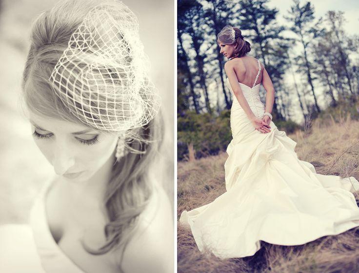delicate // bridal portrait, getzcreative photography