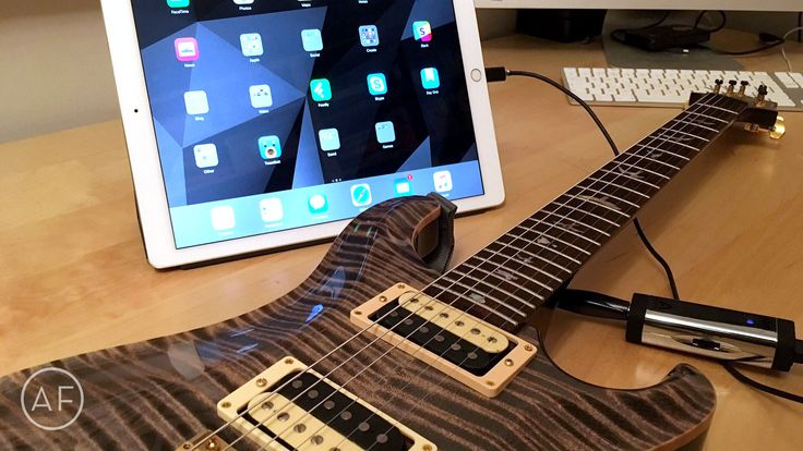 How to record guitar with an iPhone or iPad   Cult of Mac