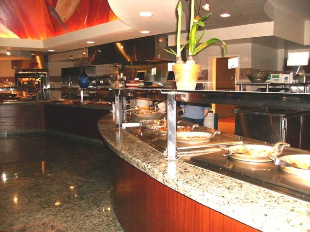 Morongo casino restaurant review