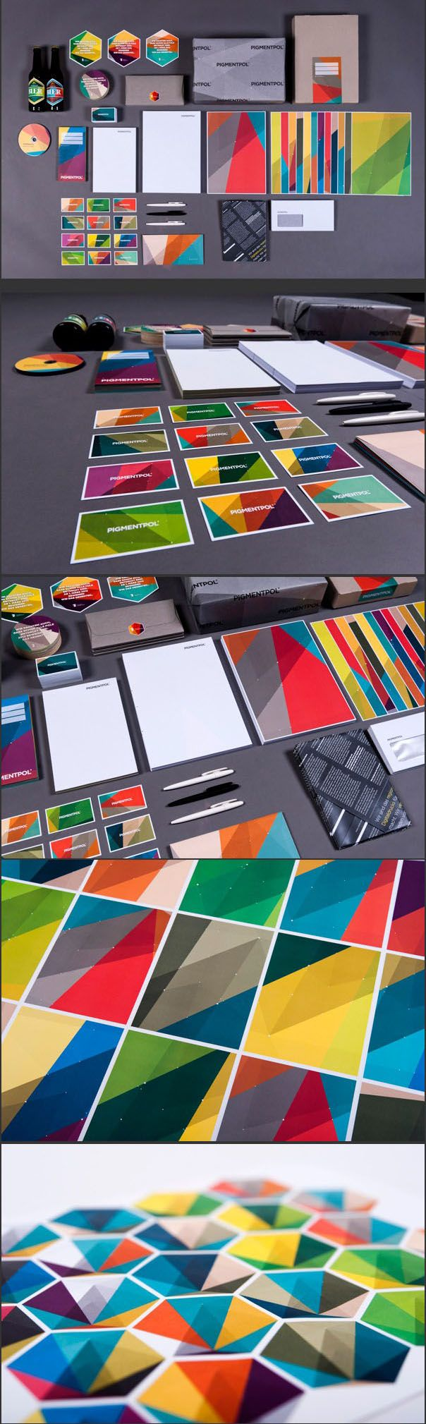 25 Creative Corporate Identity and Branding Design examples | Read full article: http://webneel.com/corporate-identity-branding | more http://webneel.com/branding-designs | Follow us www.pinterest.com/webneel
