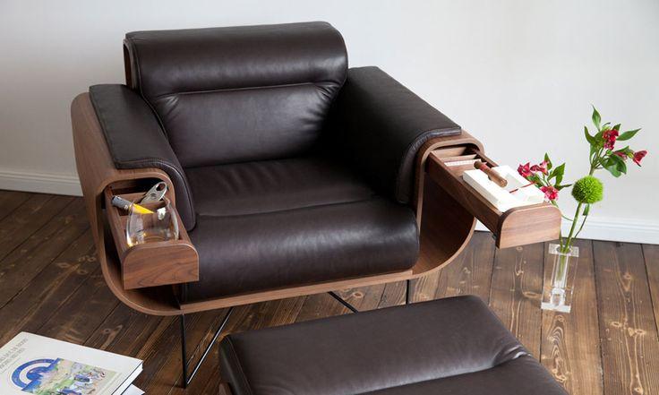 El Purista Smokers' Armchair