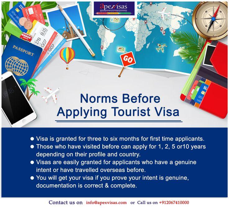 Requirements For Obtaining A Tourist Visa. #Apexvisas Call Us Or Visit  ☎️+91 8055 80 4150, 🌐http://www.apexvisas.com