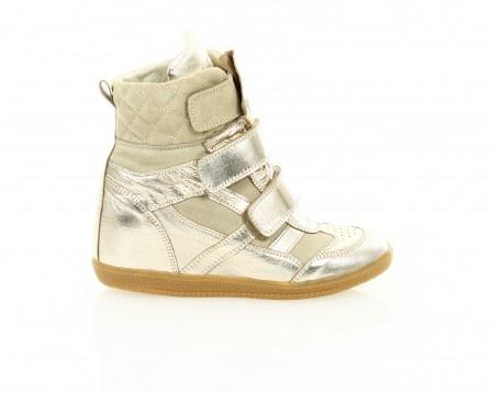Sofia wedge sneaker