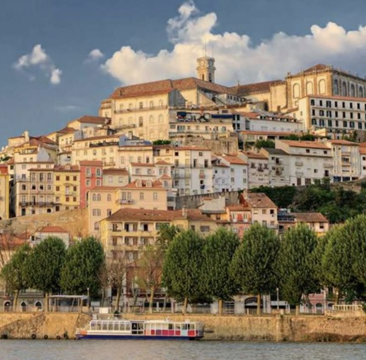 Off to Portugal to meet with Ageing@Coimbra a fantastic program on active and healthy aging.
